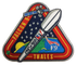 SPACEX THALES MISSION - F9 PATCH