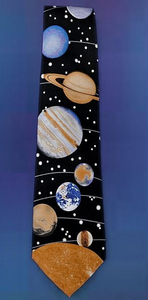 Solar System Tie - The Space Store