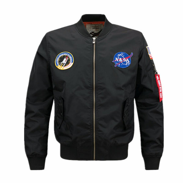 NASA MA-1 Flight Jacket - NEW! Spring-Autumn Weight