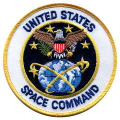 US Space Command Patch