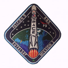 F9 ABS/Eutelsat-2 MISSION PATCH