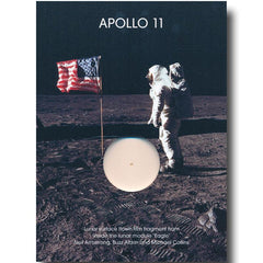 APOLLO 11 LUNAR SURFACE FLOWN FILM PRESENTATION