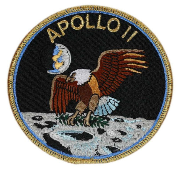 Apollo 11 Mission Patch - The Space Store