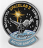 STS-51F Mission Patch Signed by Story Musgrave