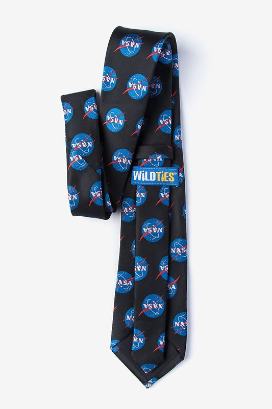 Classic NASA Meatball Logo Tie - The Space Store