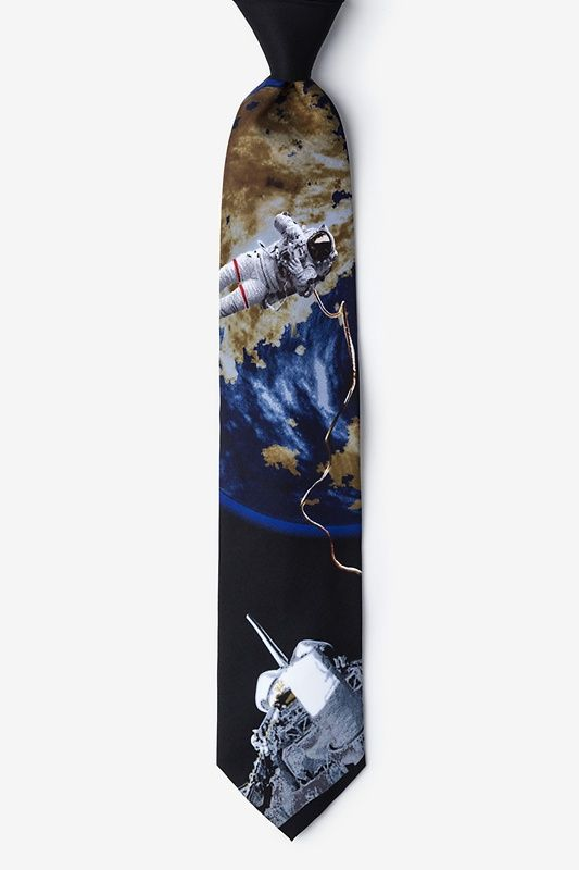 Space Walk Tie - The Space Store