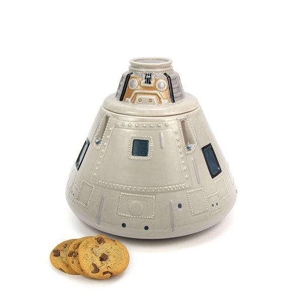 Apollo Command Module 'Columbia' Cookie Jar - The Space Store