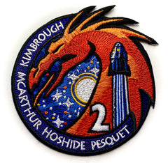 NASA SpaceX Crew-2 Mission Patch from AB Emblem