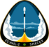 SpaceX Es'hail-2 Mission Patch
