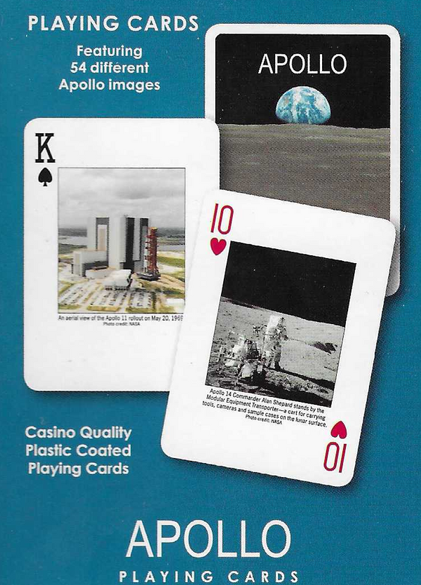 Apollo playing cards