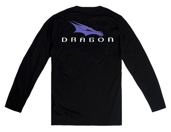 Dragon Long Sleeve T-shirt - The Space Store