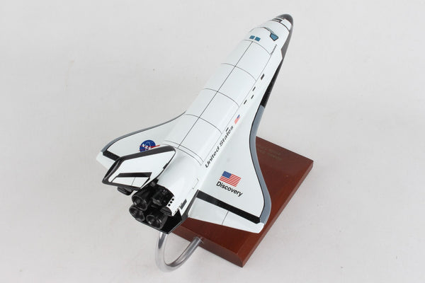 SPACE SHUTTLE ORBITER DISCOVERY 1/144 SCALE MODEL