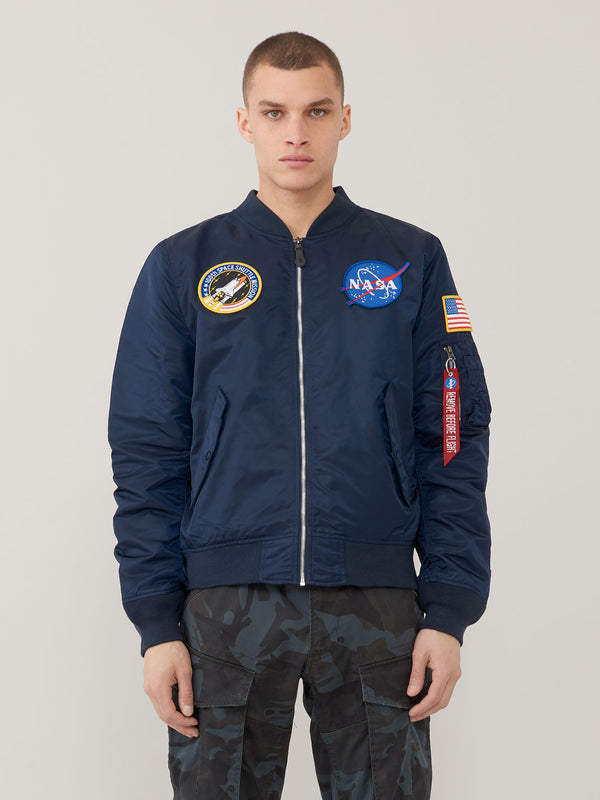 L-2B NASA FLIGHT JACKET - The Space Store