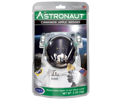 ASTRONAUT FREEZE-DRIED CINNAMON APPLES