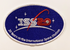 International Space Station 20 Years Commemorative Patch - The Space Store