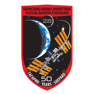 Expedition 28 Mission Patch