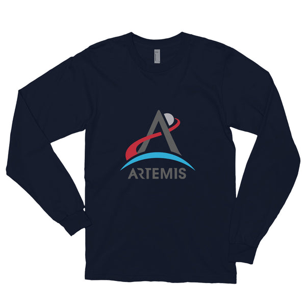 Artemis Program Longsleeve Shirt in Adult Sizing