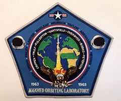 Manned Orbiting Laboratory Commemorative Patch