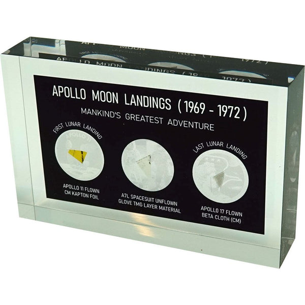 """Apollo Moon landings"" – Mankinds Greatest Adventure Acrylic"
