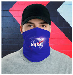 NASA Gaiter face covering / bandana / neck warmer