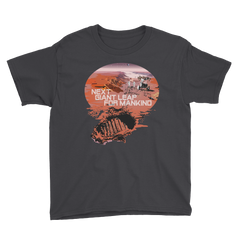 MARS - 'NEXT GIANT LEAP FOR MANKIND' - YOUTH SHIRT