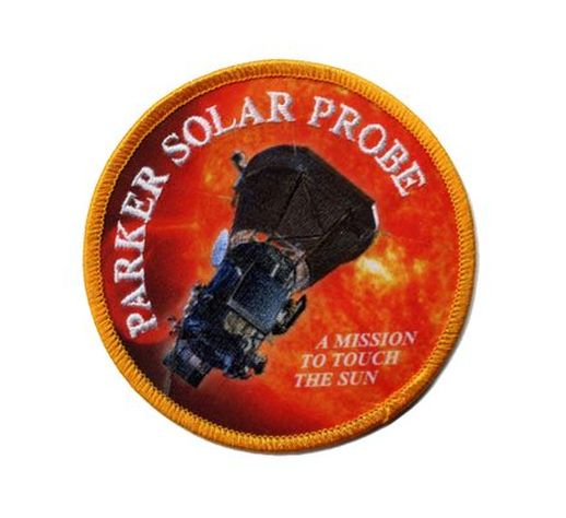 PARKER SOLAR PROBE MISSION PATCH - The Space Store