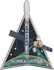 SPACEX KOREASAT 5-A MISSION PATCH