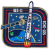 SPACEX SES 11 MISSION PATCH