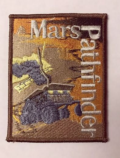 Mars Pathfinder Patch - The Space Store