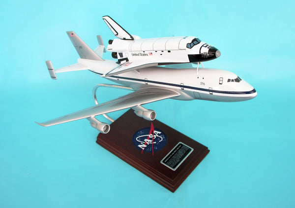 B747 with Shuttle in 1/144 scale - Model - The Space Store