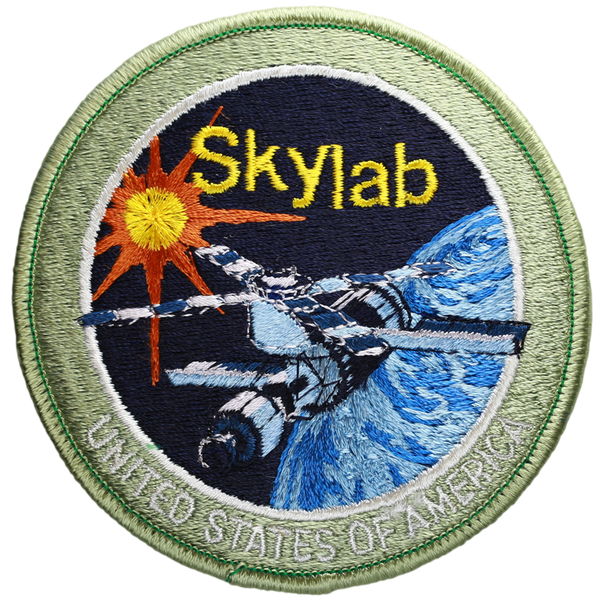 Skylab Program Patch - The Space Store