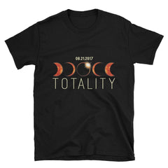 'TOTALITY' - TOTAL SOLAR ECLIPSE SHIRT in ADULT