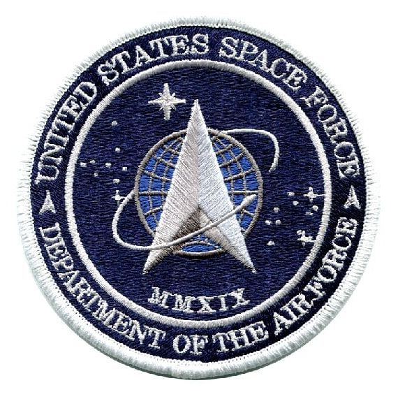 United States Space Force Patch - The Space Store