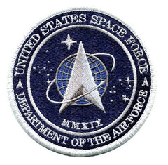 United States Space Force Patch