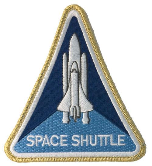 Shuttle Program Patch - The Space Store