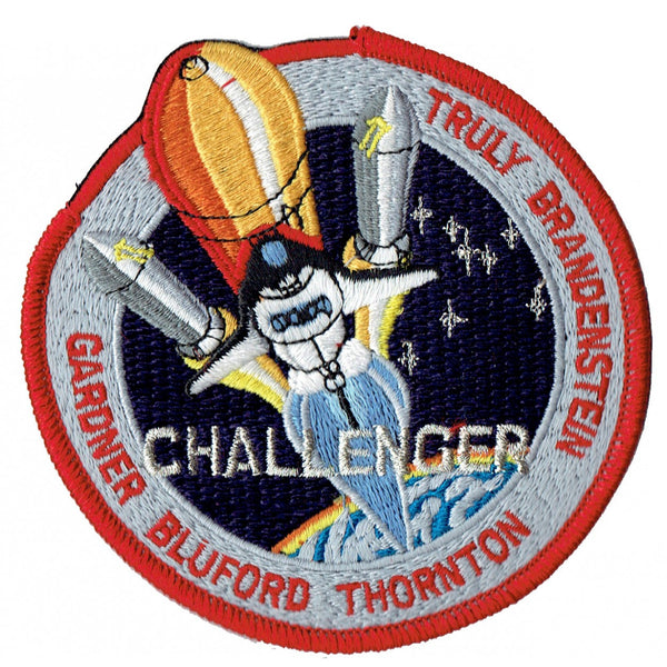 STS-8 Mission Patch - The Space Store