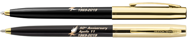 50th Anniversary Apollo 11 Cap-O-Matic Fisher Space Pen - The Space Store