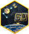 EXPEDITION 60 MISSION PATCH - The Space Store