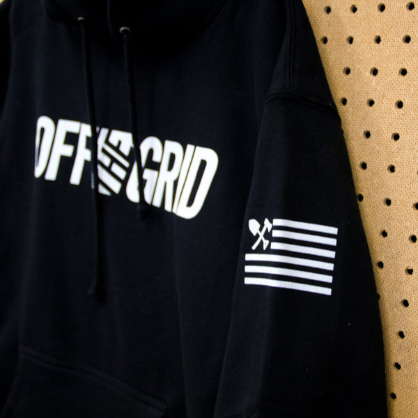 Solid Pull Over Hoodie