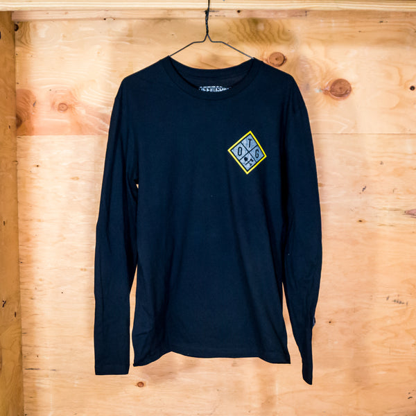 Race Day Long Sleeve Tee