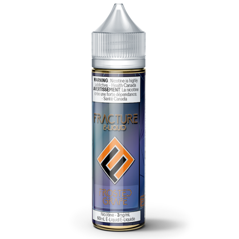 Frosted Grape - Fracture e-Liquid