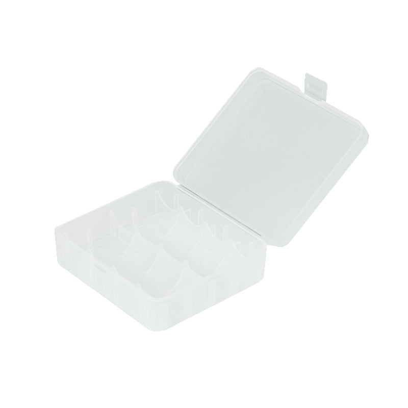 4 Bay Plastic Battery Case