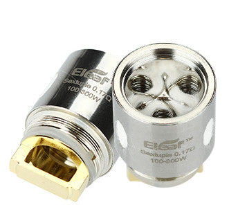 Eleaf Melo 300 ES Sextuple Replacement Coils - 5pk.