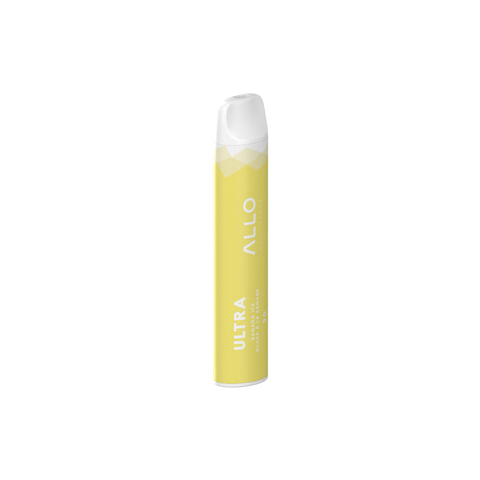 Allo Ultra Disposable - BANANA ICE- 1pc.