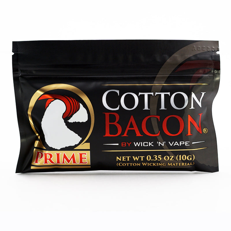 Cotton Bacon PRIME - Wick 'n' Vape