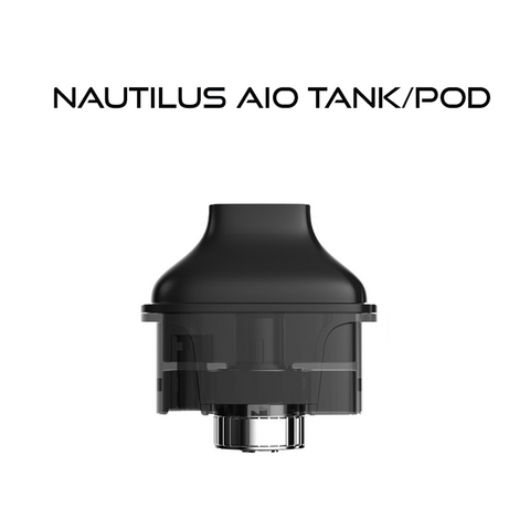 Aspire Nautilus AIO Replacement Pod/Tank
