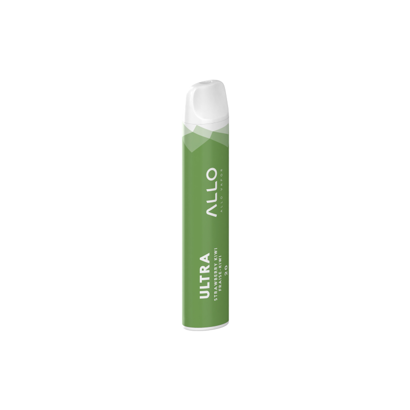 Allo Ultra Disposable - STRAWBERRY KIWI- 1pc.