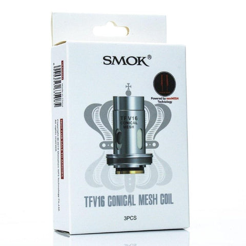 SMOK TFV16 Replacement Coils - 3pk.