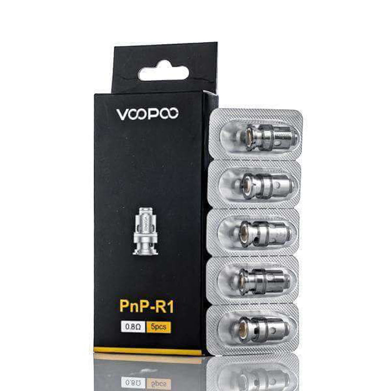 VooPoo PnP Replacement Coils - 5pk.