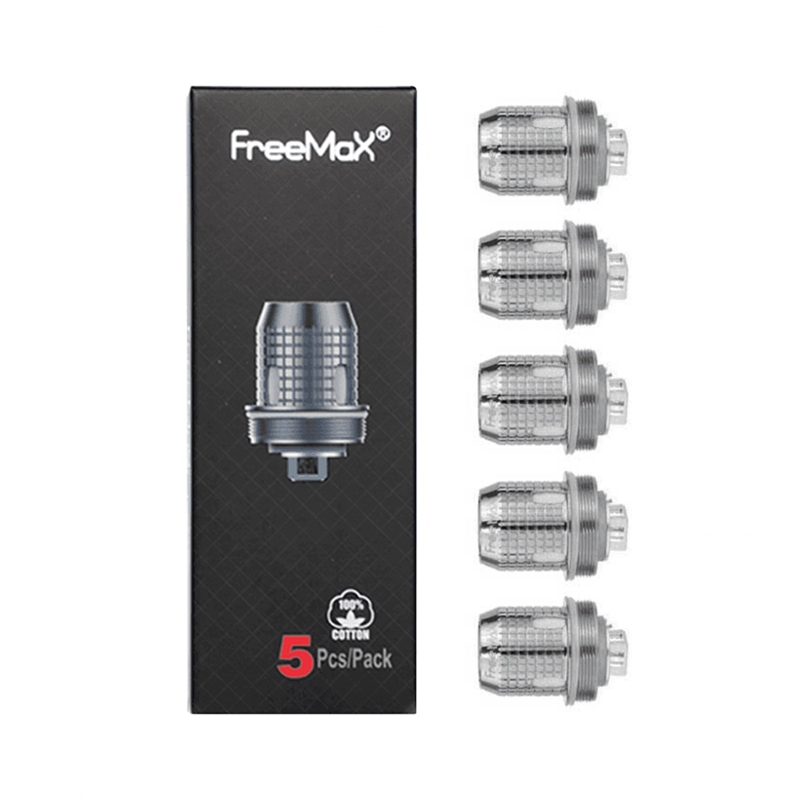 Freemax Fireluke Mesh Replacement Coils - 5pk.